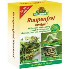 Neudorff Raupenfrei XenTari 25g Biologisches Spritzmittel Gegen Raupen