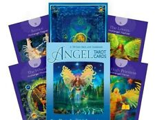 Angel Tarot Cards Oracle + Guidebook