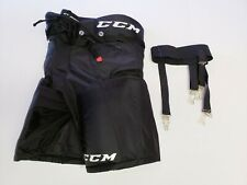 New listing Ccm Pants Junior Large Black Red Ice Hockey Ft350 f