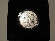2021 Morgan Silver Dollar New Orleans O Privy Mint Box COA  In Hand