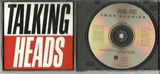 Talking Heads True Stories 1st First Pressing Japan JVC Sire 25512 Super Clean