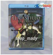 Laputa: Castle in the Sky Ghibli - El Castillo en el Cielo Blu-Ray (Latino)
