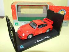PORSCHE 911 GT2 Rouge CARARAMA