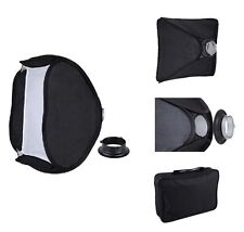 "32"" Studio Easy Quick Softbox for Visico JTL Mettle Fancier Calumet Flash Light"