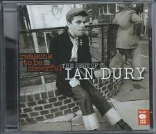 Ian Dury - Reasons To Be Cheerful [The Best Of / Greatest Hits] 2CD NEW