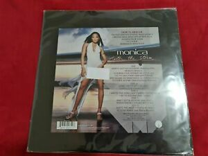 Monica After The Storm 2 Vinyl Record LP Original Rare VG+