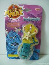 MIGHTY MAX / Horror Heads - Sea Squirm / Bluebird [ Neuf sous blister ]