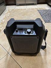 Monster Rockin' Roller MINI Portable Indoor Outdoor Wireless Speaker, Open Box.