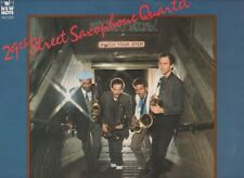 29th STREET SAXOPHONE QUARTET - Watch Your Step - USA PRESS. - Sax Killer Album