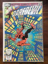 Daredevil (1964 series) #186 Marvel comics
