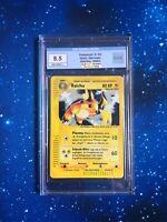 EGS 8,5 Raichu EXPEDITION Holo 25/165 Pokemon NM - Mint Wie PSA Regrade 9