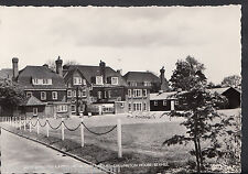 Sussex Postcard - View From The Lawns, W.T.A Guest House, Collington House H989
