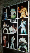 ELVIS Presley HUGE 1978 Vintage Poster in NEW CONDITION