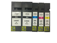 5 x for PGI1600XL PGI 1600XL ink for canon Maxify MB2760 2360 2160 2060