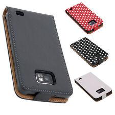 Samsung Galaxy S2 i9100 S2 Plus i9105 handy tasche flip case schutz hülle cover