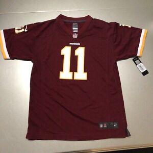 Washington Redskins Jersey #11 Alex Smith Nike Youth/Kids Size XL 18/20 §P21