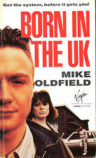 Mike Oldfield - Born in the UK (EO dédicacée -Virgin -1988)