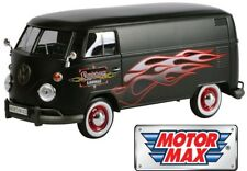 1:24 scale Volkswagen VW Type 2 (T1) Delivery Van Hot Rod by Motor Max