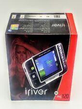 New in Box iRiver 20GB media player PMC-120 MP3 Digital Audio