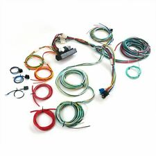 Ultimate 15 Fuse 12v Conversion wiring harness 39 1939 Ford Coupe rod rat hot