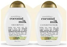OGX Organix COCONUT MILK Nourishing  Shampoo & Conditioner Set 385ml
