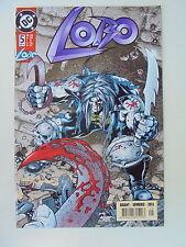 1x Comic - Lobo Nr. 5 - DC Dino - Zustand 1/1-