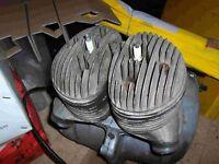 JAWA 250 + 350 ccm Motore - >19 Motor Schrauben Set 18< Normteile Satz NEU