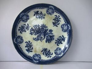 """Antique Copeland Late Spode Plate Large Blue Willow Pattern Charger Plates """"90"""