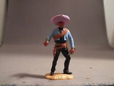 Timpo 54mm Swoppet Style Foot Mexican with Pistol and Rifle