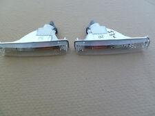 90-91 Honda Civic CRX OEM L + R bumper turn signal light NOS  NEW RARE USDM