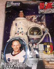 "GI Joe Classic 12"" Hasbro Space Nasa Buzz Aldrin Astronaut Action Figure MIB!"