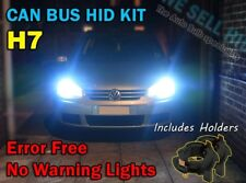 GOLF MK5 V H7 HID XENON CONVERSION KIT CANBUS NO ERROR FREE 6000k 8000k 10k 5k 4