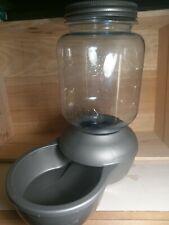 Petmate Mason Jar Feeder 5 Lbs
