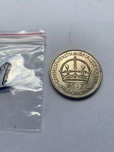 Coins Australian 1937 Crown 92.5%  (1)