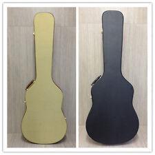 Acoustic Guitar Hard Case Vintag Tweed  for Acoustic 12-String  6-String Guitars