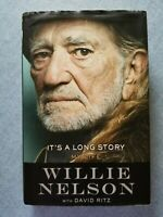 It's a Long Story : My Life by Willie Nelson - Hardback