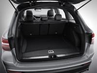 Original Mercedes Gepäcknetz, Kofferraumboden für GLC-Klasse X253 C253, Metz