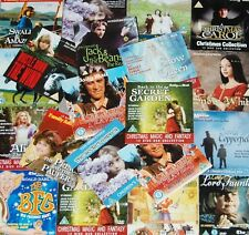 CHILDREN'S DVDS 1.50 EACH - PRINCE & THE PAUPER ect  BUY 2 GET 1 FREE