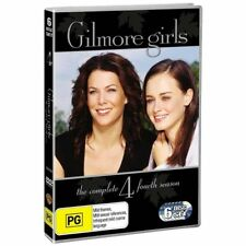 Gilmore Girls : Complete Fourth Season (4) (DVD, 2006, 6-Disc Set) NEW & SEALED
