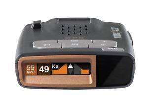Beltronics GT-360 - 360° Radar Detector Directional Arrows Escort Live APP IVT
