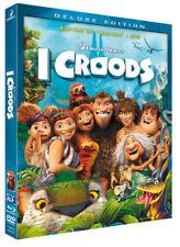 I CROODS  BLU-RAY 3D + BLU RAY + DVD    ANIMAZIONE