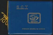 Mexico stamp Presentation booklet 150th Anniversary of Military Academy 1973