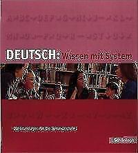 Deutsch: Wissen mit System: Die Grundlagen für die Sekundarstufe I von Kohrs, Pe