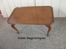 53319  BIGGS Furniture Solid Mahogany Coffee Table Stand