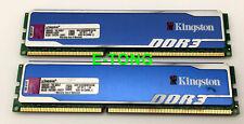 Kingston HyperX 4GB 2x2GB KHX1333C9D3B1K2/4G DDR3-1333 DIMM Desktop RAM 240pin