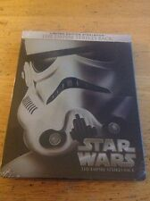 The Empire Strikes Back (Blu-ray Disc, 2015, Steelbook)NEW Authentic US RELEASE