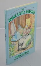 Thomas M. Disch - SIGNED & Inscribed - The Brave Little Toaster - First Edition