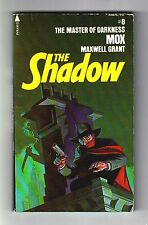MOX (Maxwell Grant/Walter Gibson/1st US/PBO/#8 The Shadow/artist James Steranko)