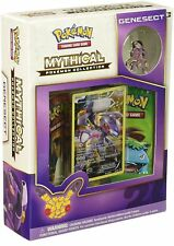 Pokemon TCG: Mythical Collection Genesect Card Game New Condition