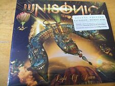 UNISONIC LIGHT OF DAWN CD MINT- DIGIPACK  (HELLOWEEN)